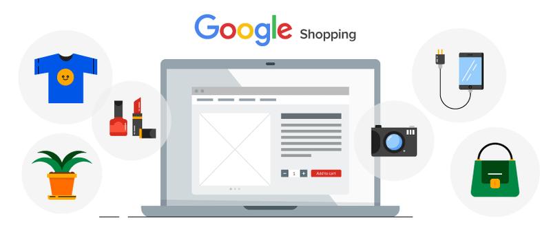 Реклама Google Shopping (Merchant Center) Настройка товарных объявлений